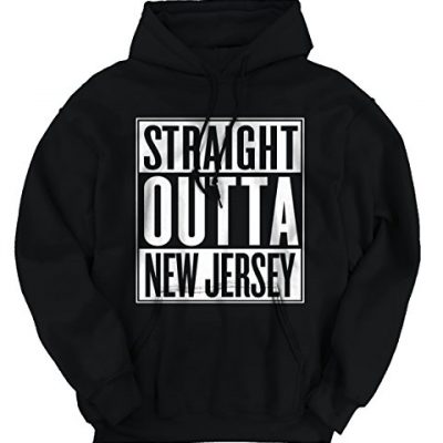New jersey hoodies