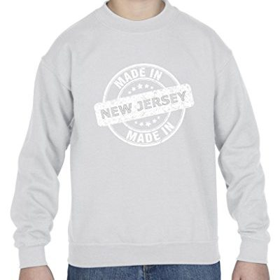 Ugo-Made-in-NJ-New-Jersey-Flag-Newark-Map-Tigers-Home-of-Princeton-University-Unisex-Youth-Kids-Crewneck-Sweater-0