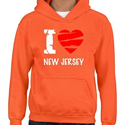Ugo-New-Jersey-Flag-Newark-NJ-Map-Tigers-Home-of-Princeton-University-Girls-Boys-Youth-Kids-Hoodie-0