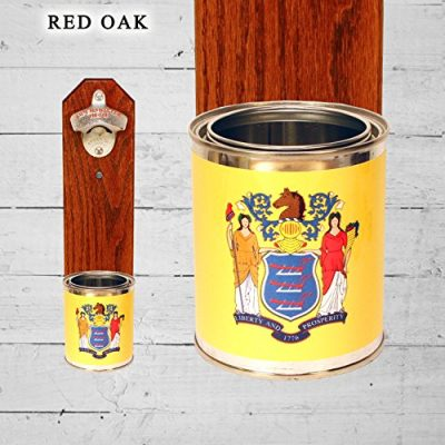 Wall-Mounted-Bottle-Opener-with-New-Jersey-State-Flag-Tin-Can-Cap-Catcher-0