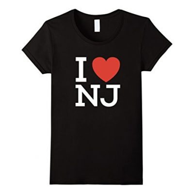 Womens-I-Love-NJ-Heart-T-Shirt-for-New-Jersey-Lovers-Large-Black-0