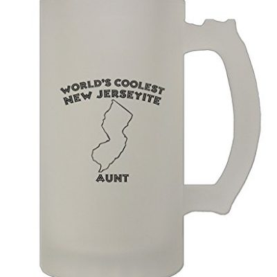 WorldS-Coolest-New-Jerseyite-Aunt-NJ-16-Oz-Frosted-Glass-Stein-Beer-Mug-0