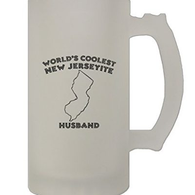 WorldS-Coolest-New-Jerseyite-Husband-NJ-16-Oz-Frosted-Glass-Stein-Beer-Mug-0