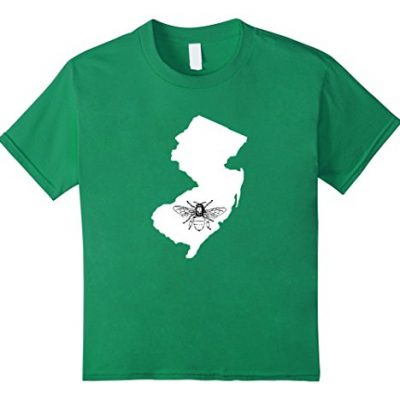 unisex-child-New-Jersey-Bee-Lover-Shirt-Beekeeper-T-Shirt-Beekeeping-12-Kelly-Green-0