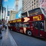 Big Bus Hop On Hop Off Tour NYC