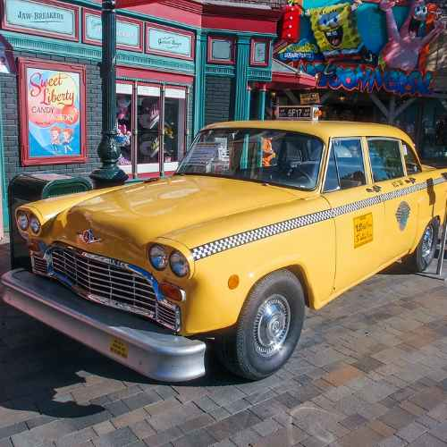 Private NYC Craft Brewery Tour by Vintage Taxi Cab
