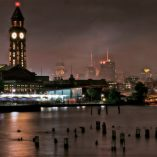 Hoboken and NYC at Night Walking Tour