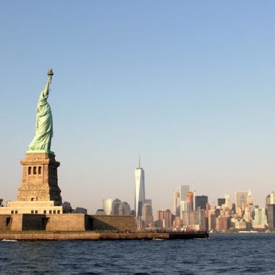 NYC Bus Tour and Statue of Liberty Cruise