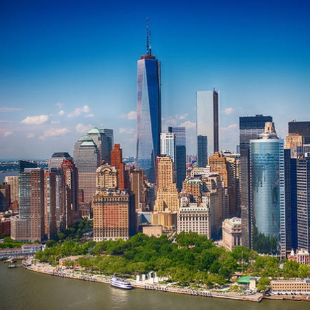NYC Luxury Bus Tour and Harbor Cruise