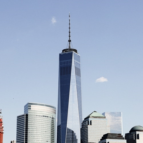 NYC Luxury Bus Tour with One World Observatory Admission