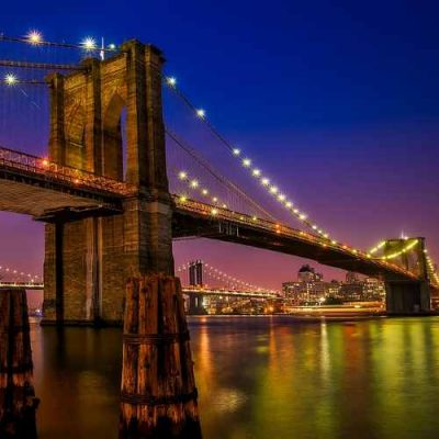 Personalized Self-Guided New York Itinerary