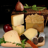 4 Cheese Farmhouse Basket