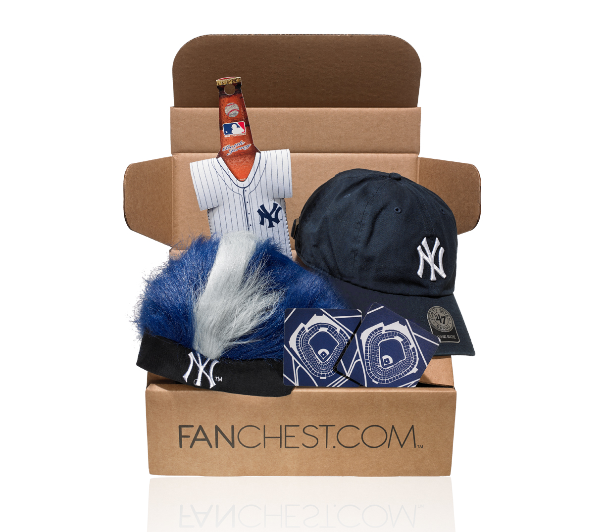 Sports monthly subscription boxes for men by fanchest for Monthly fishing subscription boxes