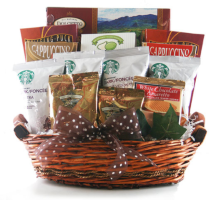 Anniversary Gift Baskets for Parents