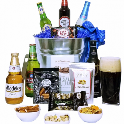 Beer & Wine Gift Baskets