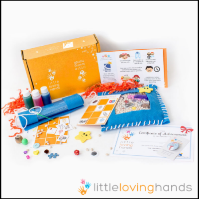 Little Loving Hands Craft Subscrition