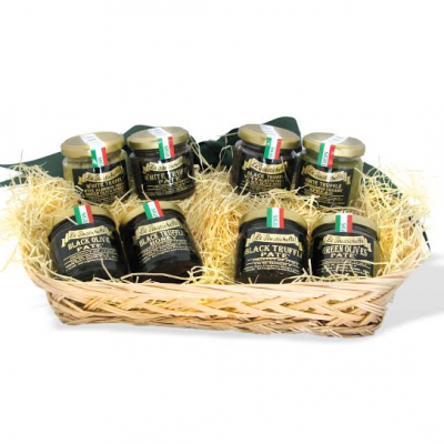 Luxury Truffle Gift Basket