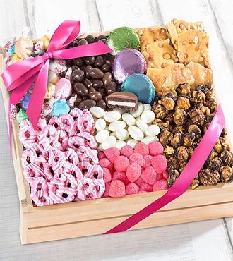 Mothers Day Sweets Gift Basket