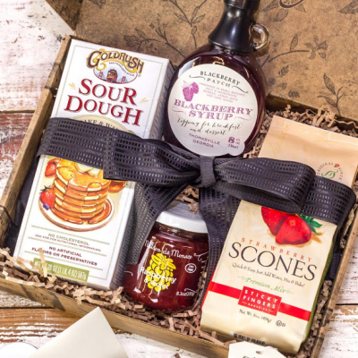 Sunday Brunch Gift Basket