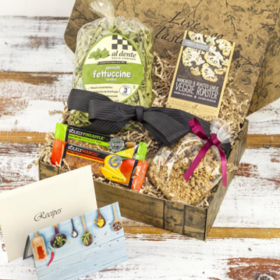 The Healthy Chef Gift Basket