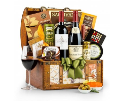 Top Anniversary Gift Baskets