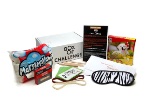 Best Monthly Subscription Box of Challenge