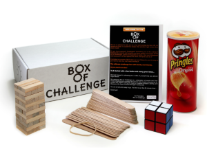 Box of Challenge Monthly Subscription Box