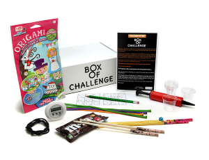 Box of Challenge Monthly Subscription