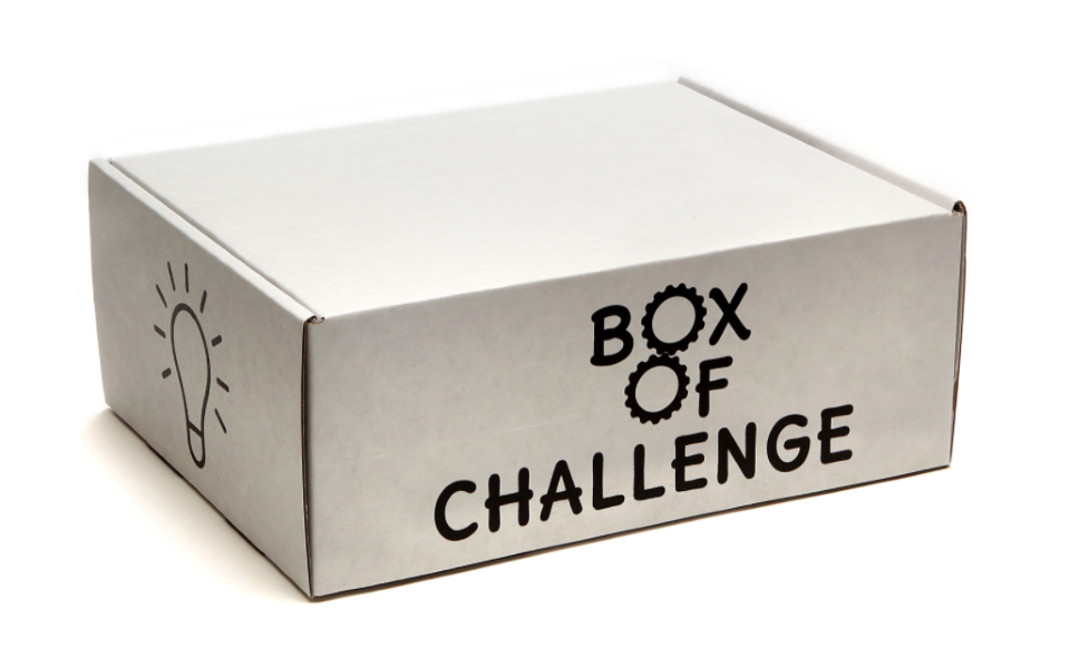 Box of Challenge: The Monthly Subscription for All Ages