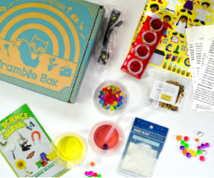 Bramble Box Monthly Subscriptions for Kids