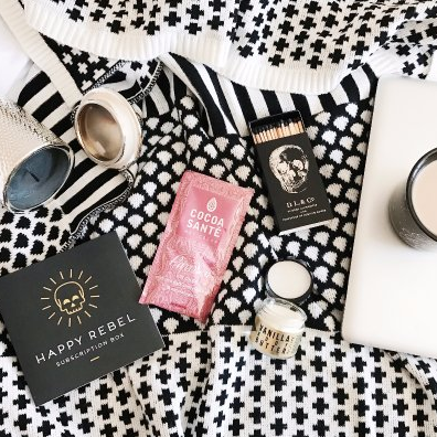 Happy Rebel Subscription Box